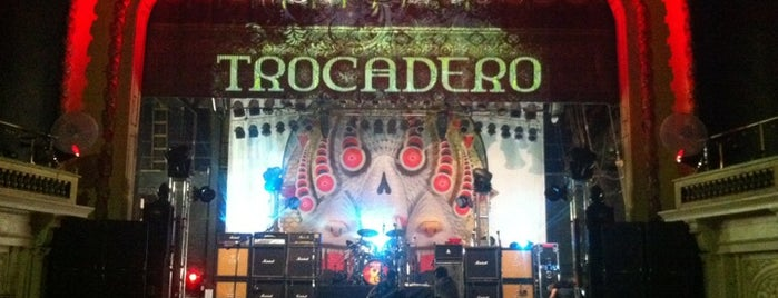 The Trocadero Theatre is one of Love The Arts In Philadelphia #visitUS.