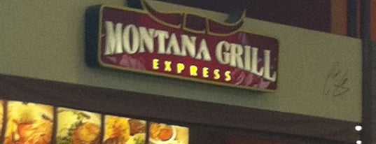Montana Grill Express is one of Shopping SP Market.