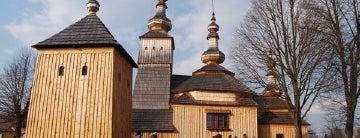 Kostol sv. Michala Archanjela is one of UNESCO Slovakia - kultúrne/prírodné pamiatky.