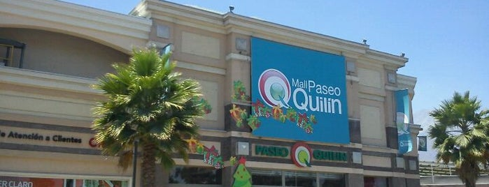 Mall Paseo Quilín is one of Peñalolén.