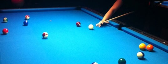 Chalk Ping Pong & Billiards Lounge is one of Miami City Guide.