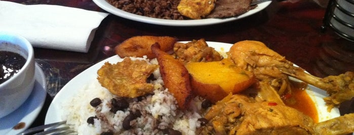 Cuba de Ayer is one of Ethnic Dinner Club.