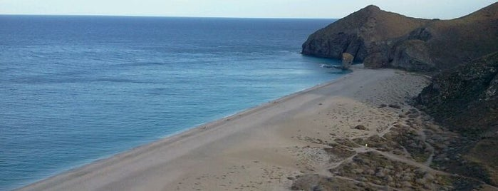 Playa de los Muertos is one of 101 cosas que ver en Andalucía antes de morir.