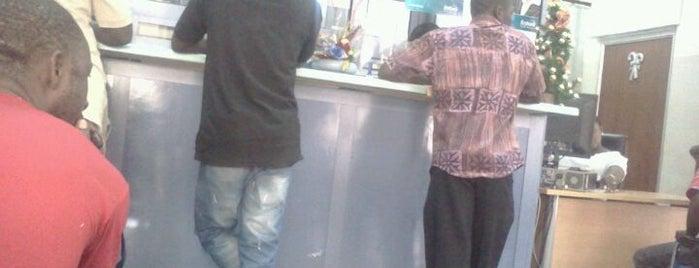 Must-visit Banks in Kumasi
