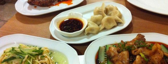 Wang Mester konyhája is one of finomságok jó helyeken.