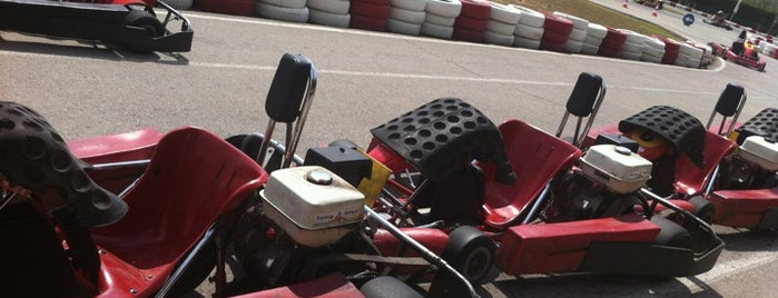 Karting Sallent is one of Barcelona.