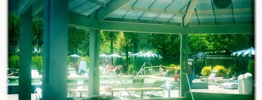 Calistoga Spa Hot Springs is one of Spas.