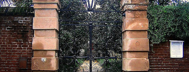 Sword Gate House is one of Charleston, SC #visitUS.