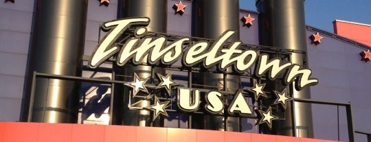 Cinemark Tinseltown 20 & XD is one of Favorite Arts & Entertainment.