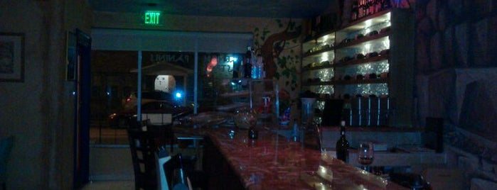Bacchus Coffee & Wine Bar is one of Houston's Best Wine Bars - 2012.