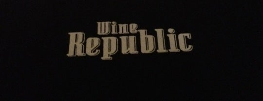 Wine Republic Bar & Bistro is one of All Bars & Clubs: TalkBangkok.com.