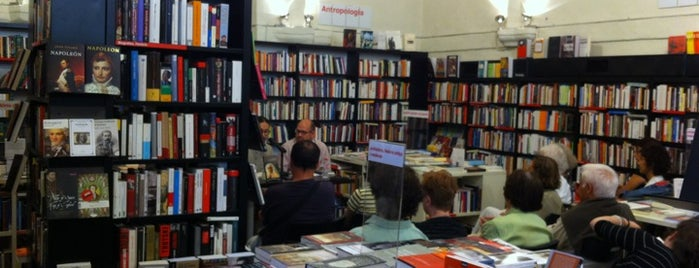 La Central del Raval is one of Libraries and Bookshops.