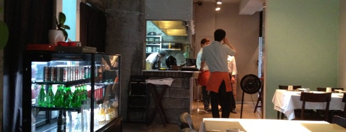 Min's Kitchen is one of 새소식.