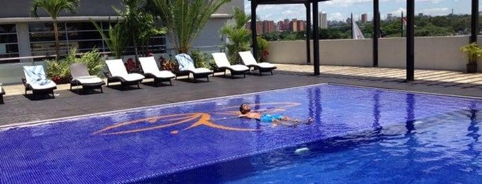 Hotel Trinitarias Suites is one of Guía de Hoteles en Barquisimeto.