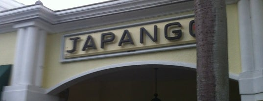 Japango is one of Must-visit Food and Drink Shops in Boca Raton.