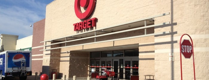 Target is one of Place's I like.