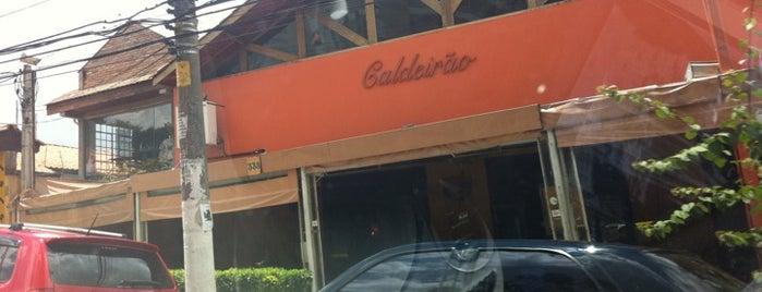Caldeirão da Villa is one of Bons Drink in Sampa.