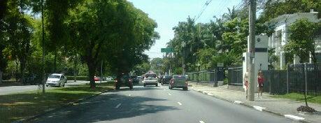 Avenida Brasil is one of Principais Avenidas de São Paulo.