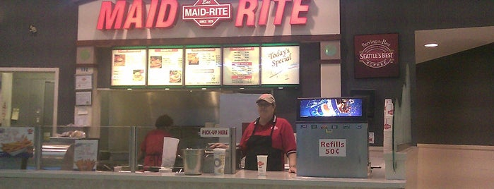 Maid-Rite Valley West Mall is one of Maid-Rite Locations.