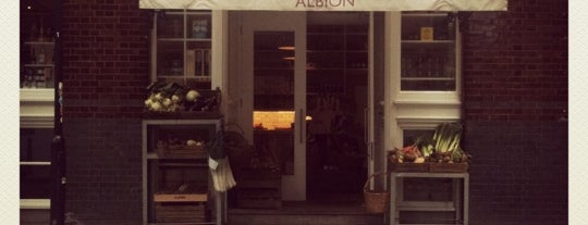 The Albion is one of My Favorites.
