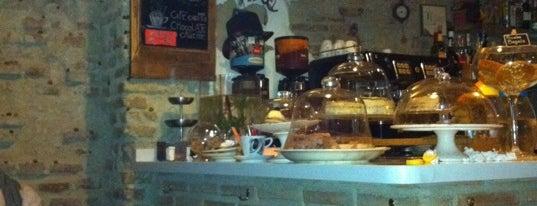 Cafeterías favoritas
