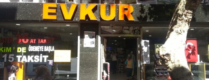 EVKUR AVM PENDIK SUBESI is one of GoldMaster Satış Noktaları.