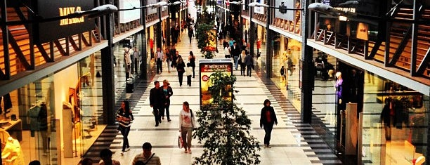 Cosmopolite Mall is one of TOP-20: Київ.