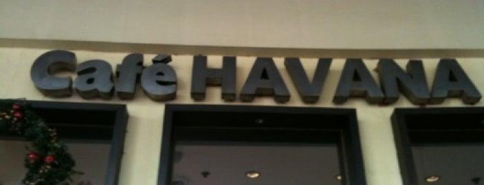 Café Havana is one of 20 favorite restaurants.