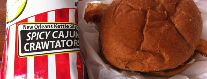 Bubba's Texas Burger Shack is one of Top picks for Burger Joints.