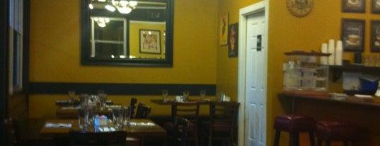 Marin Restaurants