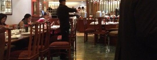 Mainland China is one of Restaurants.