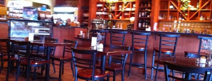 Cafe Azalea is one of 10 Years in Asheville.