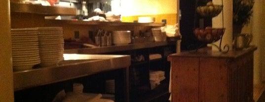 Hamersley's Bistro is one of 50 Best Restaurants.