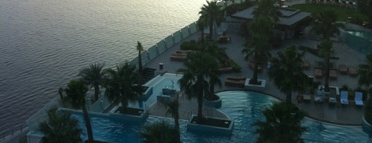 InterContinental Dubai Festival City is one of Incredible Pools.