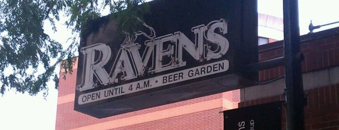Ravens is one of 4am Bars in the Chicagoland Area.