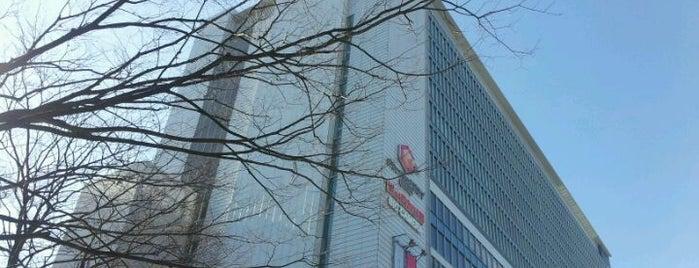 キュービックプラザ新横浜 is one of 横浜・川崎のモール、百貨店.