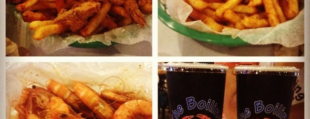 The Boiling Crab is one of Foodie.
