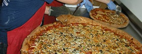 Big Lou's Pizza is one of Man v Food Nation.