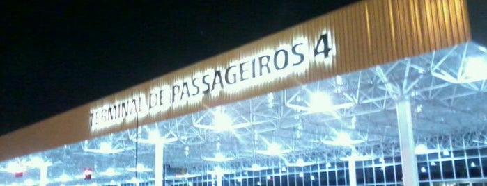 Terminal 4 (TPS4) is one of Hardyfloor Pisos e Revestimentos.