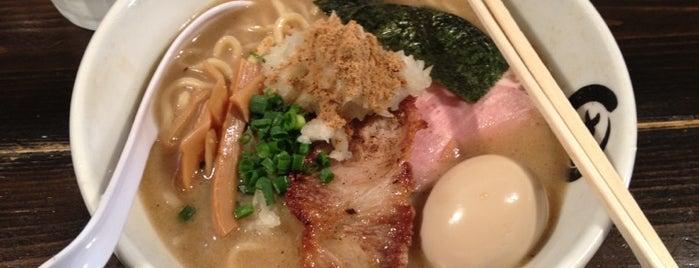 鶏そば専門店 前略っ。まるきゅう is one of だからラーメンが好きだ.