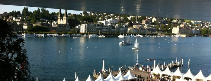 KKL Luzern is one of Discover Lucerne.