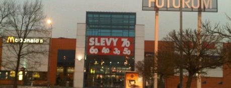 OC Futurum is one of Obchodní - nákupní centra v Ostravě.