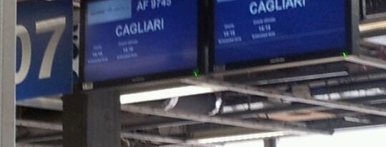 "Aeroporto di Milano Linate ""Enrico Forlanini"" (LIN) is one of Airports of the World."