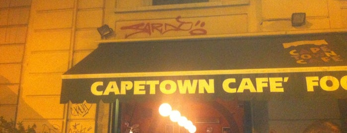 Cape Town Cafè is one of Favorite Nightlife Spots.