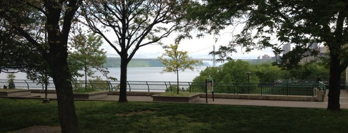 Riverbank State Park is one of Best places in New York.