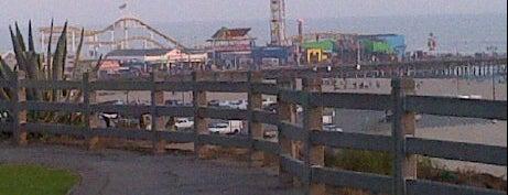Santa Monica Pier is one of Must Visit - LA.