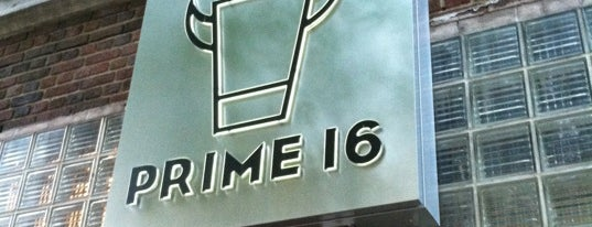 Prime 16 is one of Guide to New Haven's best spots.