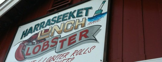 Harraseeket Lunch & Lobster Company is one of Maine Lobster!.