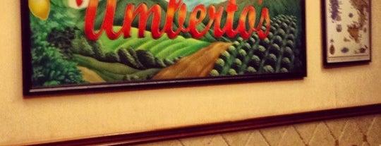 Umberto's Pizzeria & Restaurant is one of been here.