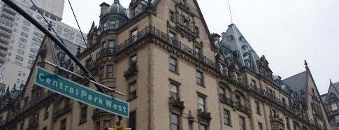 The Dakota is one of Architecture - Great architectural experiences NYC.